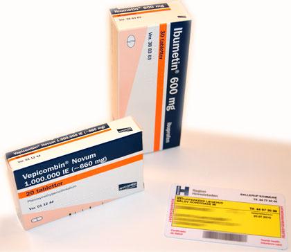 Vi passer godt på dine helbredsoplysninger